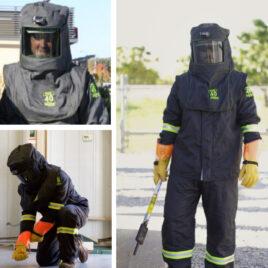 TCG Series Arc Flash Suits