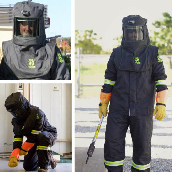 TCG Series Arc Flash Suits