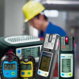 Detectores Portátiles y kit de Entrada a Espacios Confinados