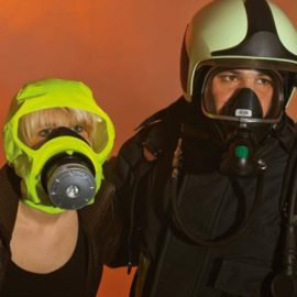 Equipos de Protección Respiratoria Escape y Rescate