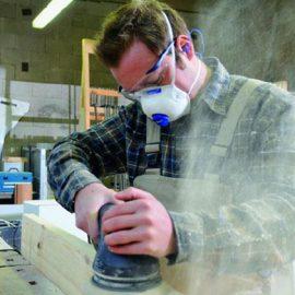 Mascarillas Autofiltrantes para polvo fino y partículas