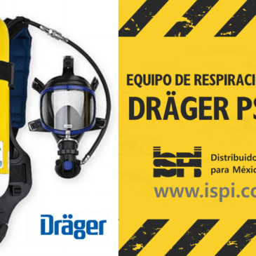 Equipo de Respiracion Autonoma Draeger PSS 3000