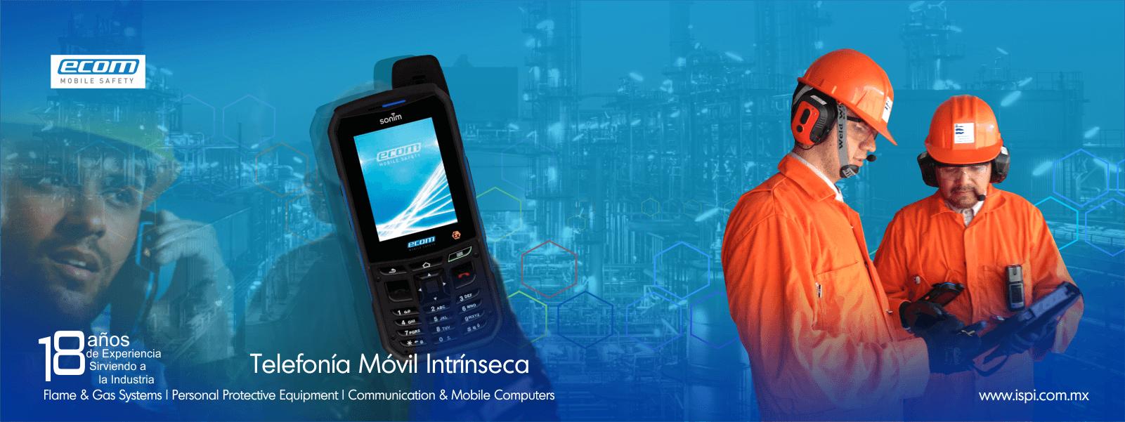 Ecom Telefonos Celulares Smart Ex-01 y Sensear Orejeras Inteligentes