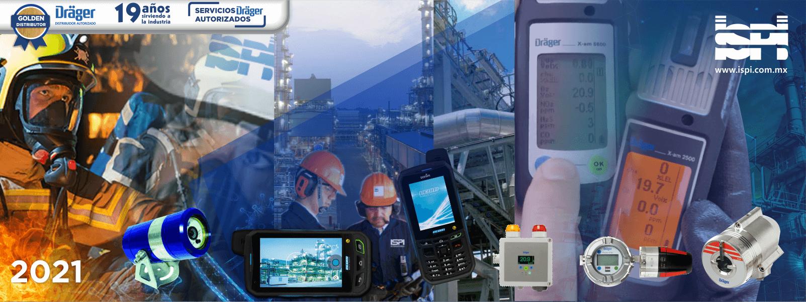 Deteccion y Proteccion contra gases toxicos, Explosion, Incendio y Riesgos Arco Electrico y Fuego Repentino